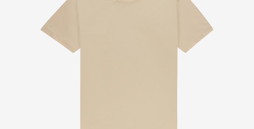 Short Sleeve - Cream