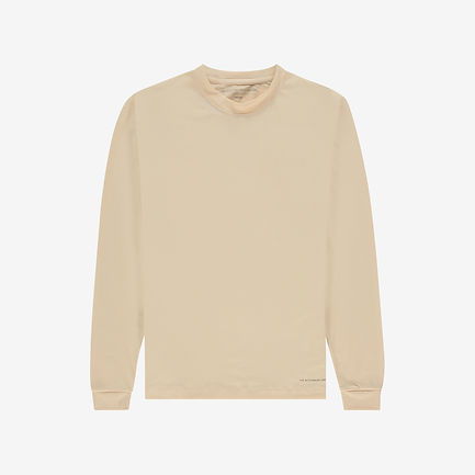 Off-white sport shirt long sleeve