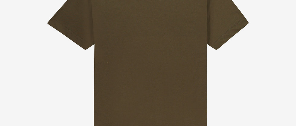 Short Sleeve - Army Green