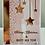 Thumbnail: Pink Star Homemade Card