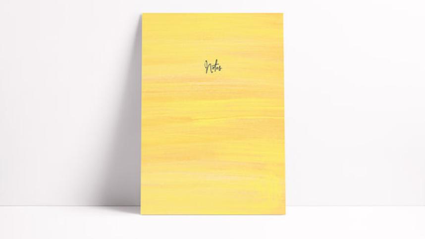 Buttercup Notebook