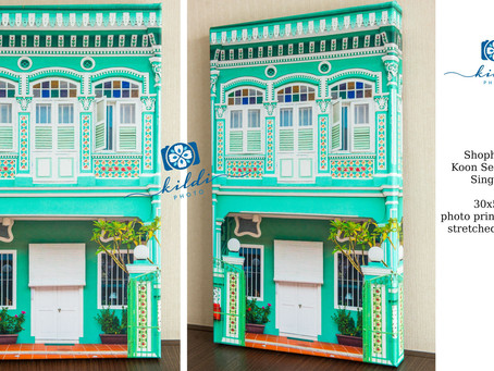 Shophouses of Singapore - Q&A with Tatyana Kildisheva