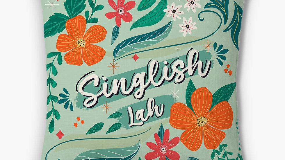 Cushion Cover - Singlish Lah