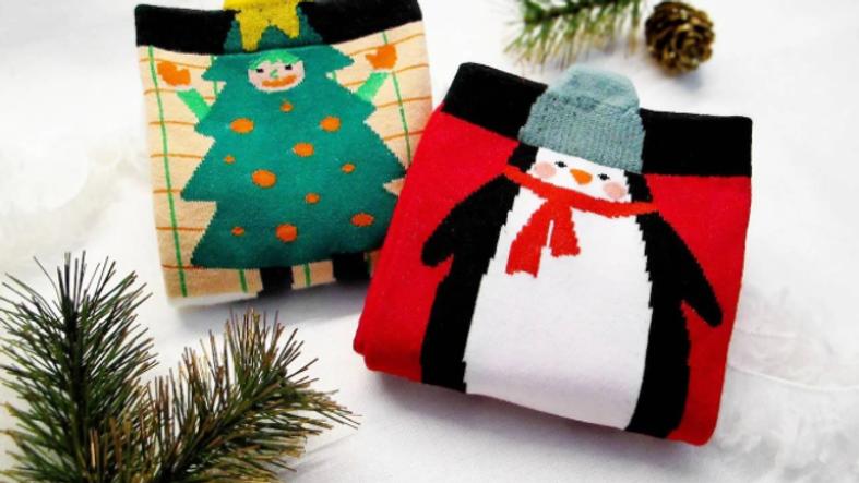 Christmas Socks Set