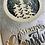 Thumbnail: Handmade Merry Christmas Glitter Card