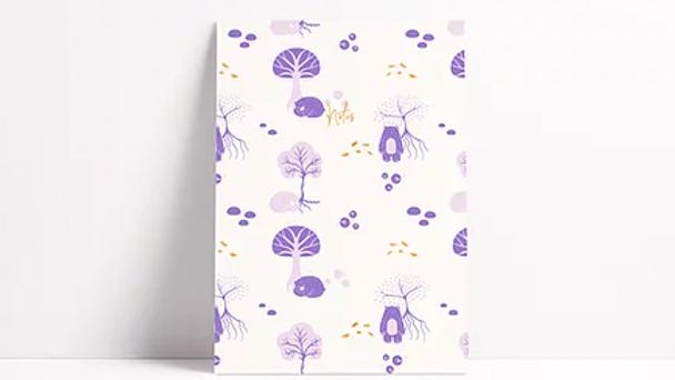 Sleeping Bears Notebook