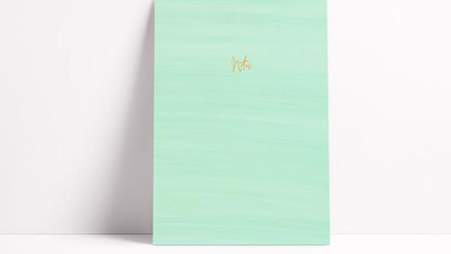 Mint Noteboook