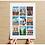 Thumbnail: Neighbourhoods in Singapore Framed Poster
