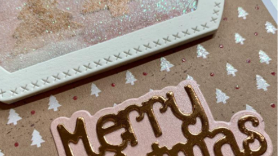 Merry Christmas HomeMade Card