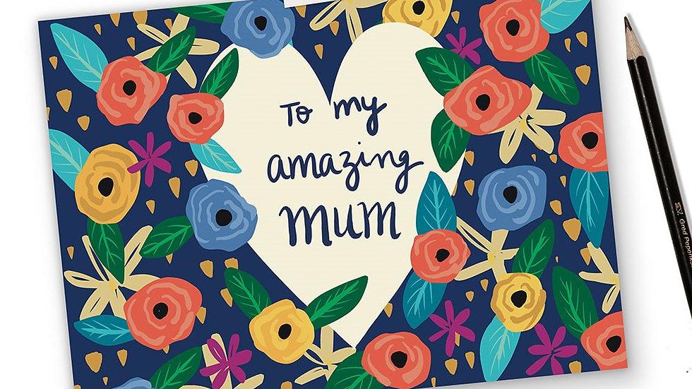 Amazing Mum!