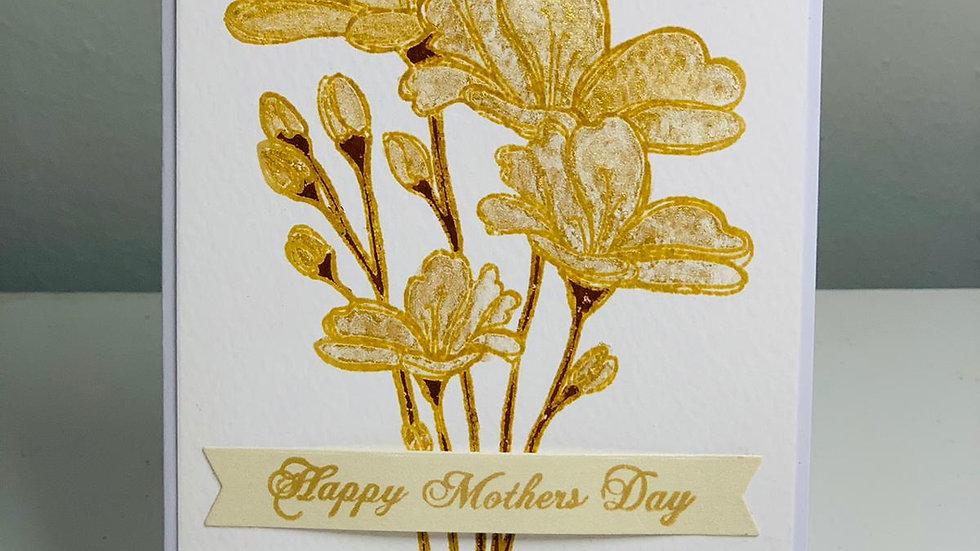 Gold Flower's