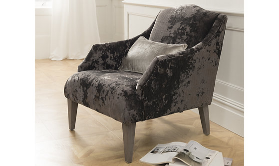 Belvedere Accent Chair - Black