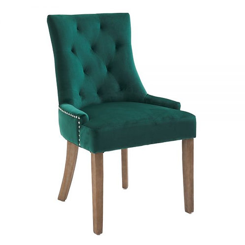 Sandy Green Chair