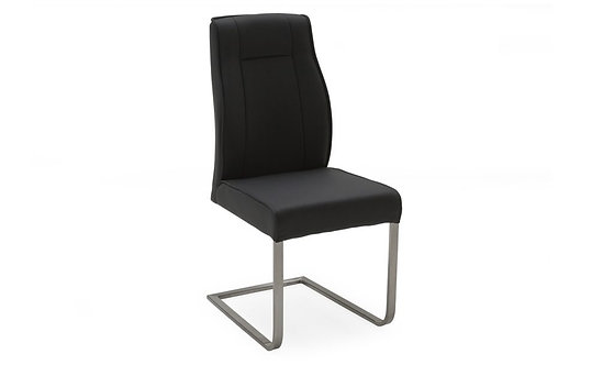 Luciana Dining Chair - Charcoal