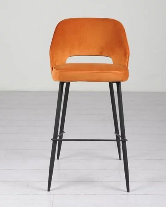 Sutton Barstool - Orange