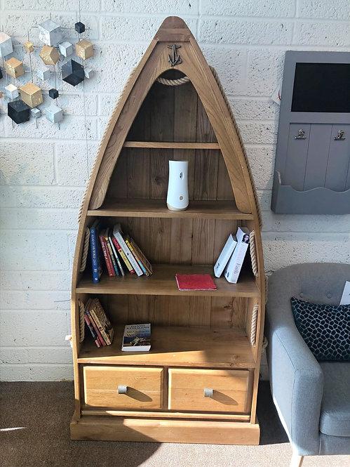 Danube Boat Bookcase