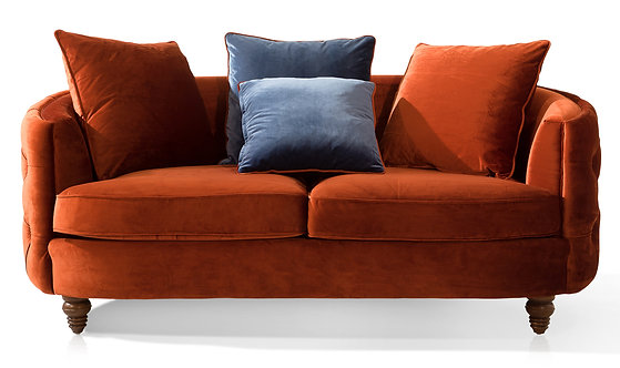 Jools 3 Seater - Copper