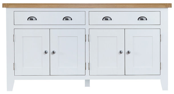 Toulouse 4 Door Sideboard