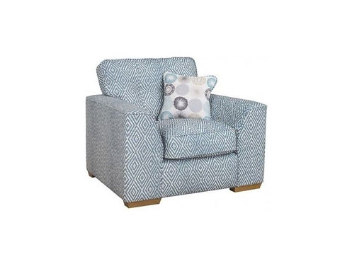 Kennedy Fabric Arm Chair