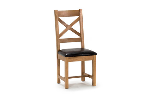 Ramore Dining Chair - Cross Back