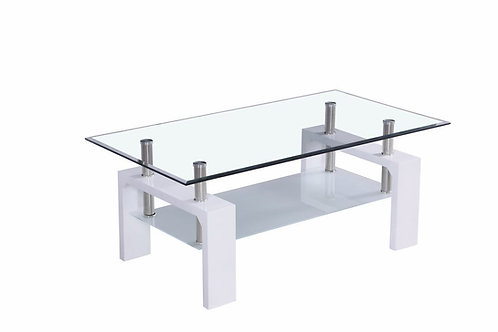 Frankfurt Coffee Table - White