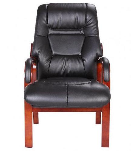 Vera Fireside Chair - Black
