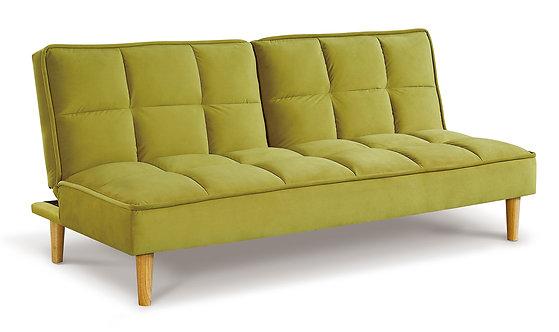 Lokken Sofa Bed - Lime Green