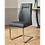 Thumbnail: Luciana Dining Chair - Charcoal
