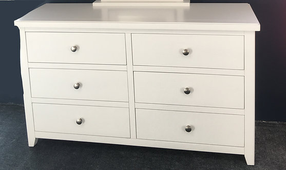 Belgrade 6 Drawer Chest