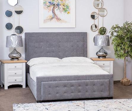 Anna Fabric Bedframe