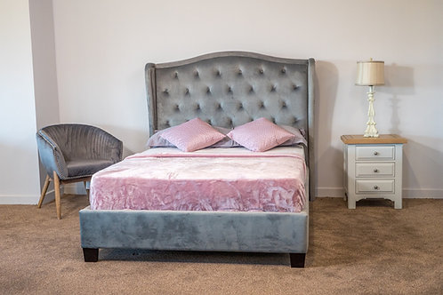 New York Fabric Bedframe