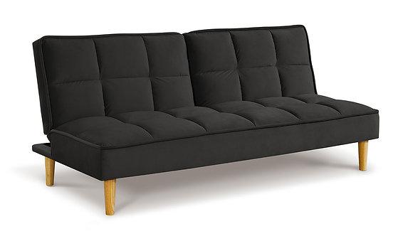 Lokken Sofa Bed - Dark Grey