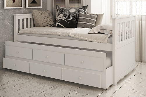Flos Day Bed - White