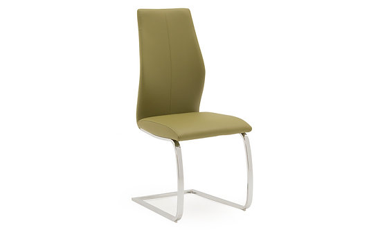 Elis Dining Chair - Olive