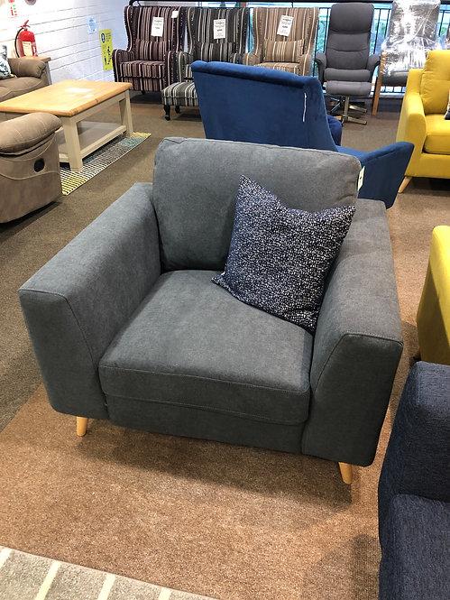 Alexis 3 & 1 & 1 Sofa - Grey