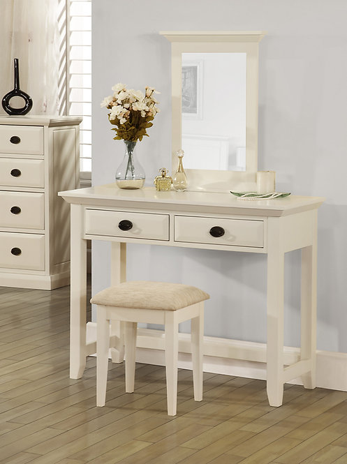 Derg Dressing Table & Mirror