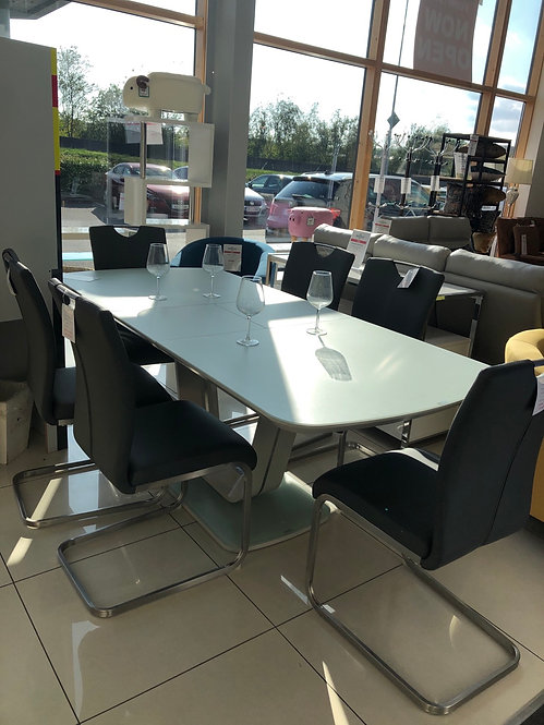 Lazzaro Extendable Dining Set