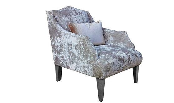 Belvedere Accent Chair - Champagne Fizz