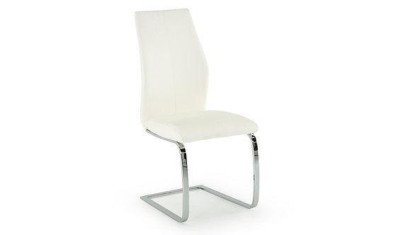 Elis Dining Chair - White