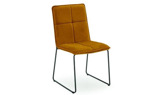 Soren Dining Chair - Mustard