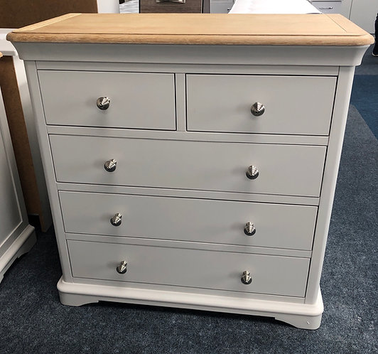 Brentwood 5 Drawer Chest
