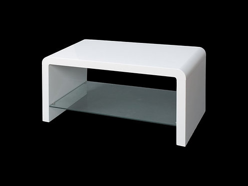 Clarus Coffee Table - White