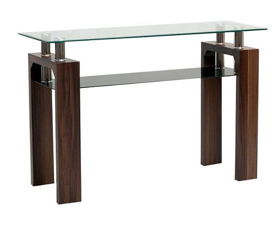 Frankfurt Console Table - Walnut
