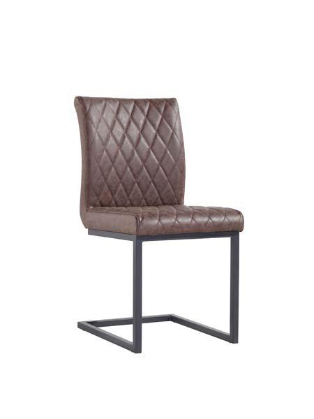 Chicago Diamond Stitch Dining Chair