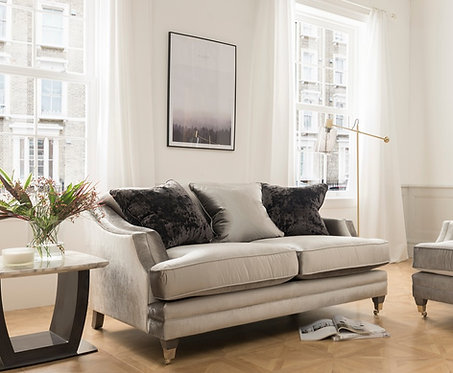 Belvedere 2 Seater - Pewter