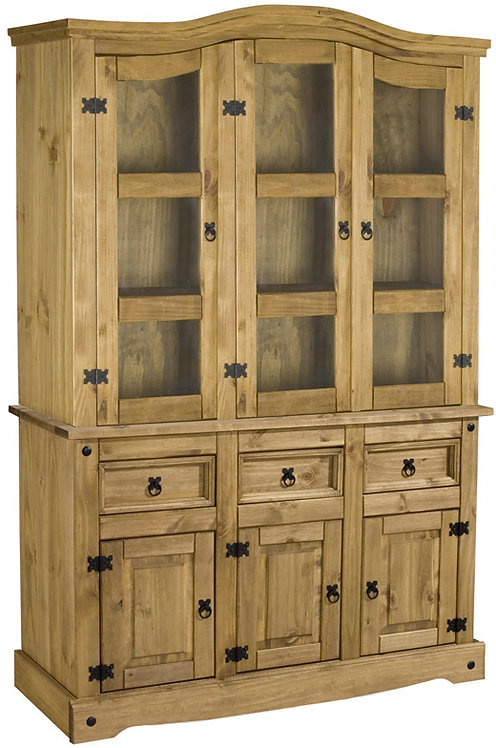 Corona Buffet Hutch - 4FT6