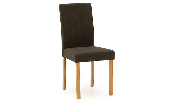 Anna Dining Chair - Charcoal