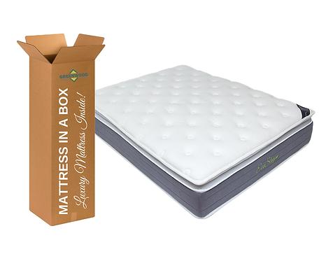 Luxury Latex Mattress In A Box