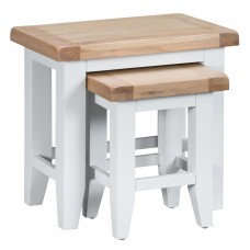 Toulouse Nest of 2 Tables