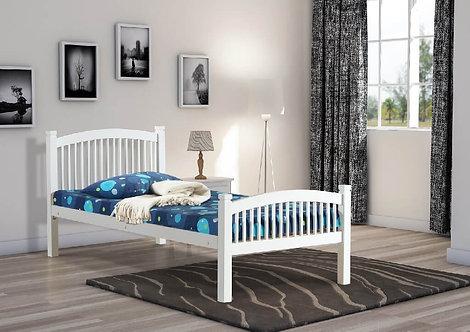 Carla Bed Frame White